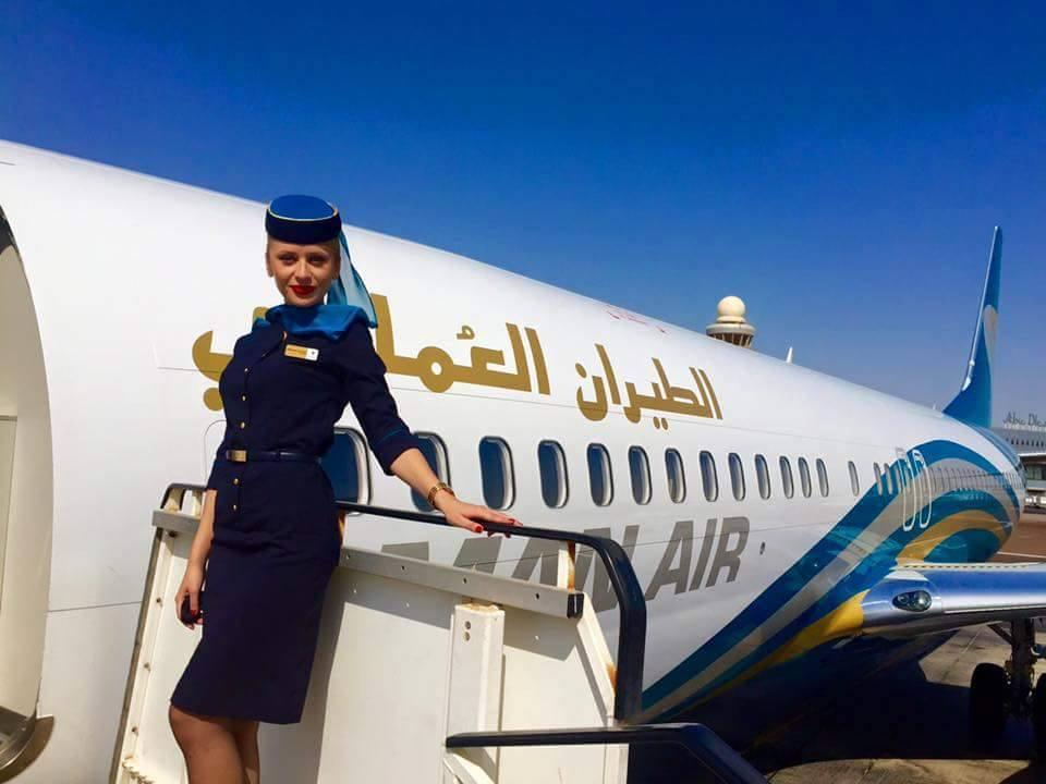 A Saudi Arabian Airlines domestic flight was delayed for an hour after an  old man kept shouting at a female cabin crew for not wearing a hijab  (headscarf).